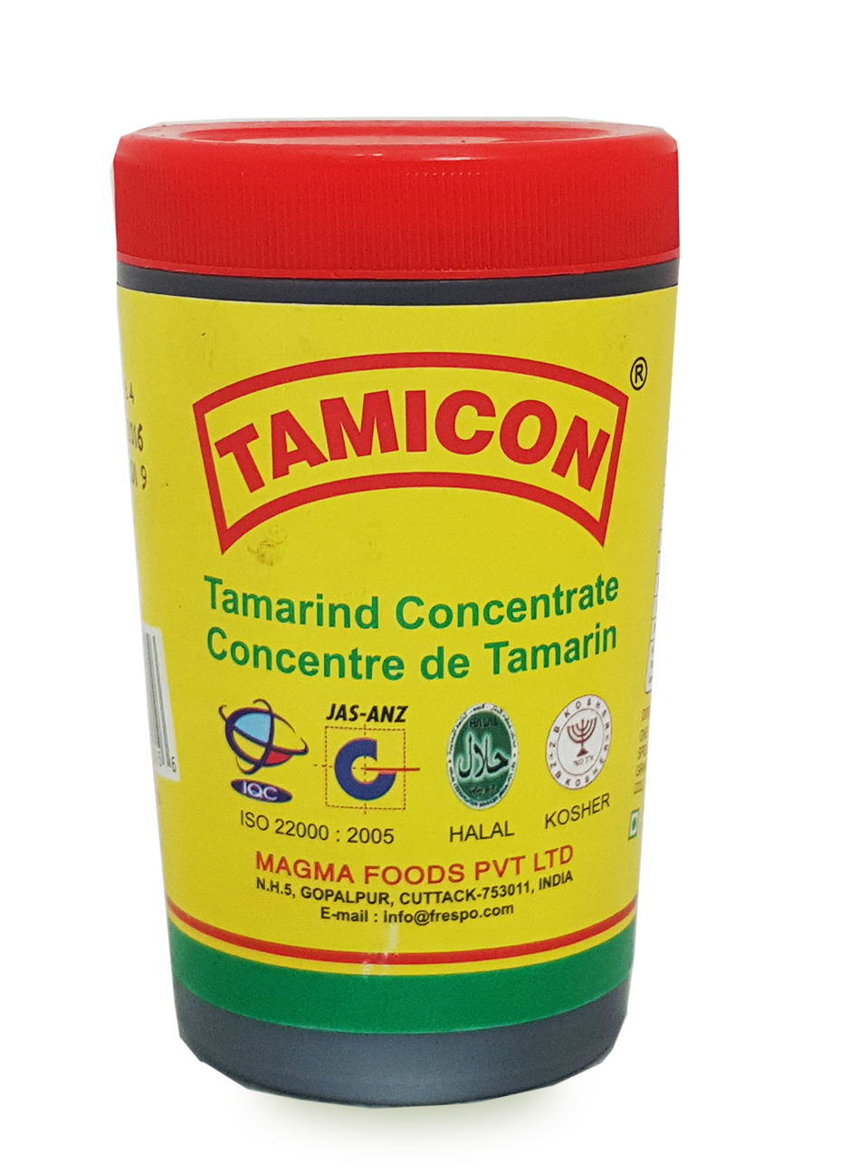 תרכיז תמרהינדי  - 400 גרם - TAMICON - הודו